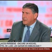 Didier Le Calvez, directeur général de l'hôtel Le Bristol, dans Le Grand Journal – 2/7