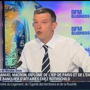 Nicolas Doze: Gouvernement Valls II: Emmanuel Macron nommé ministre de l'Économie –