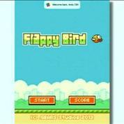 Swing Copter, le successeur de Flappy Bird