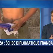 BFM Story: Gaza: l'échec de la diplomatie française –