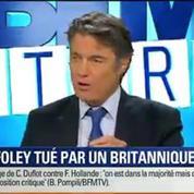 BFM Story: Assassinat de James Foley: le bourreau était probablement Britannique
