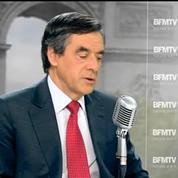 Fillon a quelques désaccords assez profonds avec Nicolas Sarkozy