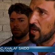 Reportage en Irak dans l'enfer des réfugiés yazidis