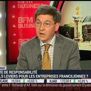La tendance du moment: Les entreprises franciliennes ont-elles les moyens d'investir pour innover?, dans Paris est à vous –