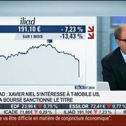 Baisse significative des taux sur le marché financier européen, Aymeric Diday, dans Intégrale Bourse –