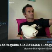 Zapping TV : le récit poignant d'un homme attaqué par un requin