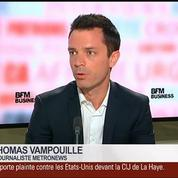 Benjamin Masse-Stamberger et Thomas Vampouille, dans Le Grand Journal 7/7