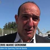 Football / Geronimi : \On condamne ce geste\