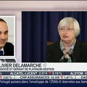 Olivier Delamarche: PIB américain: quid de ce rebond spectaculaire?, dans Intégrale Placements –