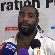 Athlétisme / Teddy Riner a vibré devant les Français aux championnats d'Europe