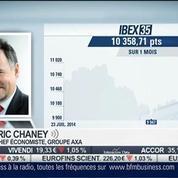 Interview de François Hollande: deux grandes réformes ont été annoncées: Éric Chaney, dans Intégrale Bourse –