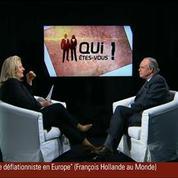 Frédéric Mitterrand, ancien ministre de la Culture et de la Communication, dans Qui êtes-vous ? 3/4