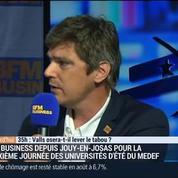 35h: Valls osera-t-il lever le tabou ?, dans Les Décodeurs de l'éco 3/3