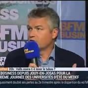 35h: Valls osera-t-il lever le tabou ?, dans Les Décodeurs de l'éco 1/3