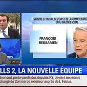 Jérôme Guedj, Benoist Apparu, Florian Philippot et Stéphane Le Foll: Les invités de Ruth Elkrief