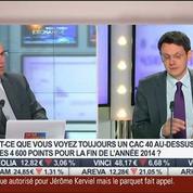 Les tendances boursières de l'année 2004 ressembleraient étrangement à celle de 2014: François Monnier, dans Intégrale Placements –