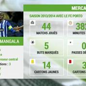 Mercato Show / La fiche transfert d'Eliaquim Mangala à Man City
