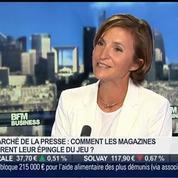 Julie Bergeron, Closer, dans l'invitée de BFM Business –