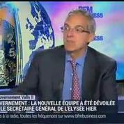 Remaniement: un vrai tournant pour l'économie française?, Alexandre Saubot, dans GMB –