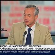 Jean-François Buet, président de la FNAIM, dans Le Grand Journal – 1/7