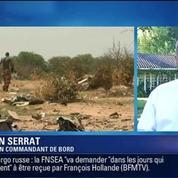 BFM Story: Air Algérie: beaucoup de questions sans réponse –