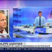 Réforme des professions réglementées: le secteur de la santé en ligne de mire de Bercy, Philippe Gaertner dans GMB