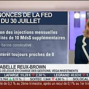 Frédéric Dodard VS Isabelle Reux-Brown: États-Unis: l'économie américaine est bonne, la FED saura manœuvrer les prochaines périodes, dans Intégrale Placements – 2/2