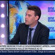 Croissance: Rentrée morose pour le gouvernement après les résultats du deuxième trimestre, Denis Ferrand, dans GMB –