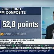 Tendances sur les marchés: la reprise se poursuit en zone euro et la croissance américaine se confirme: Louis Bert, dans Intégrale Bourse –