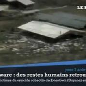 États-Unis : des restes humains de Jonestown retrouvés dans le Delaware