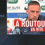 Le meilleur et le pire des petites blagues de Franck Ribéry