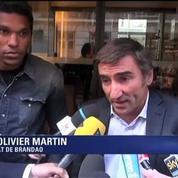 Ligue 1 / Brandao suspendu en attendant sa sanction