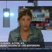 Juliette Méadel, Jérôme Frantz et Gilles Carrez, dans Le Grand Journal – 3/4