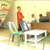 REPORTAGE - A gaza, la solidarité se met en place