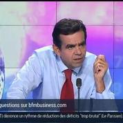 La France ne mène pas une politique d'austérité, Dominique Lefebvre, dans GMB –