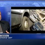 Interview 2nd partie - Luc Besson: avec un tel pourvoir, j'aimerais bien mettre quelques personnes en sommeil