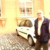 Montigny-lès-Metz: l'arrivée d'Henri Leclaire au tribunal