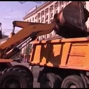 Ukraine: la place Maïdan a été nettoyée de ses barricades
