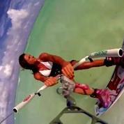 Le kitesurf comme si vous y étiez