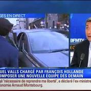 20H Politique: Remaniement: qui seront dans le gouvernement Valls II ? 1/2