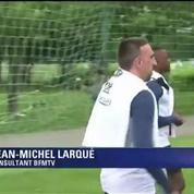 Football / Ribéry en Bleu : une histoire compliquée