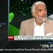 Zapping TV : l'hommage râté de Pascal Praud à Robin Williams