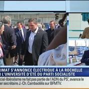 Jean-Christophe Cambadélis: L'invité de Ruth Elkrief