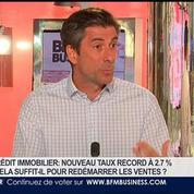 Maël Bernier et Sébastien de Lafond, dans Le Grand Journal 3/7