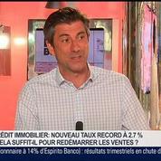 Maël Bernier et Sébastien de Lafond, dans Le Grand Journal 4/7