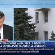 L'Édito éco de Nicolas Doze: Logement: le gouvernement va baisser la fiscalité sur le capital –