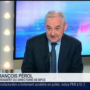 BPCE: bénéfice net en hausse de 4,1% au second trimestre, François Pérol, dans GMB