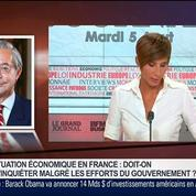Philippe Marini, sénateur UMP de l'Oise, dans Le Grand Journal 2/7