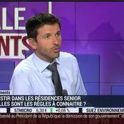 Comment investir dans les résidences seniors ?: Daniel Znaty, dans Intégrale Placements –