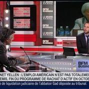 Guillaume Duval et Benjamin Masse-Stamberger, dans Le Grand Journal – 6/7